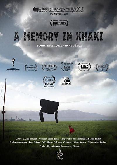 A memory in Khaki - poster