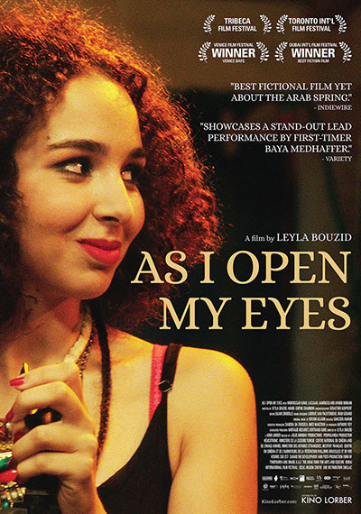 """""""As I open my eyes"""" - poster"""