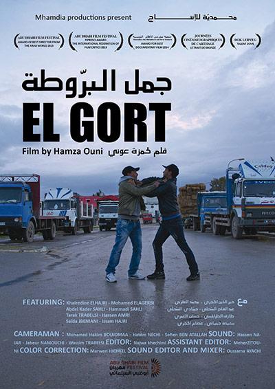 El-Gort - poster