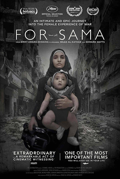 For Sama - poster