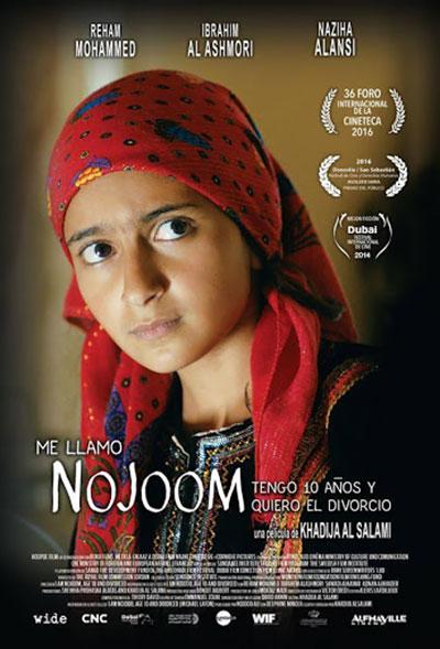 I'm Nojoom age 10 and divorced - poster