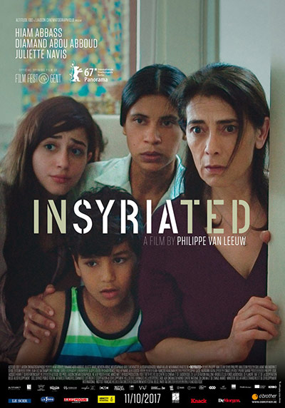 Insyriated - poster