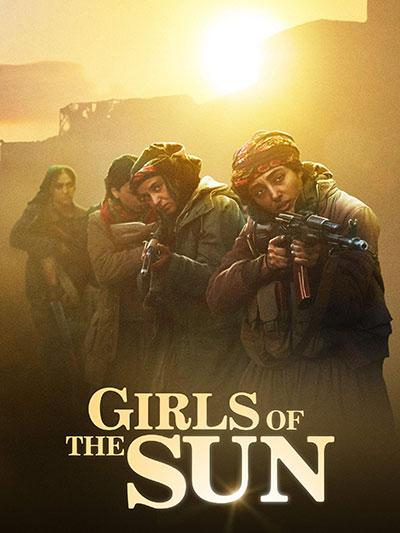 """""""Les Filles du Soleil"""" - poster"""