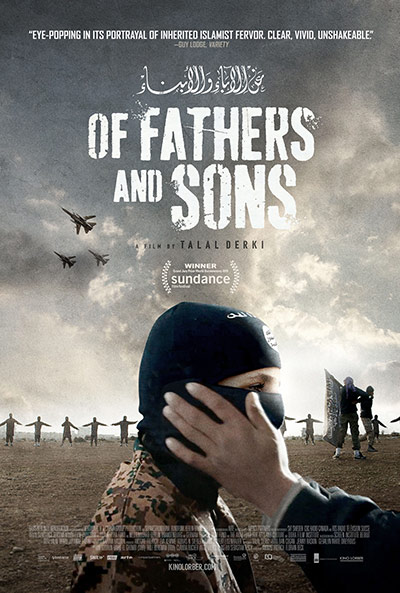 Of Fathers and Sons - poster
