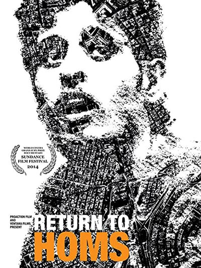 Return to Homs - poster