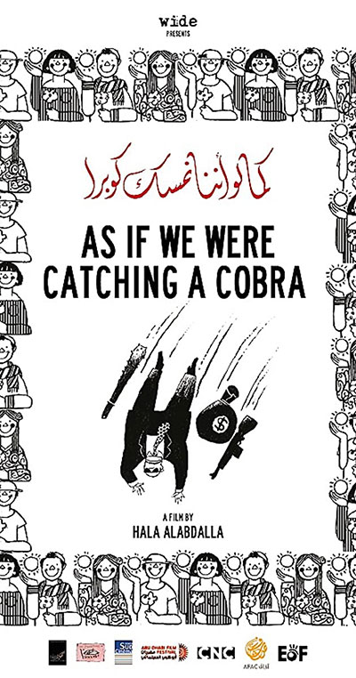 As If We Were Catching a Cobra - poster