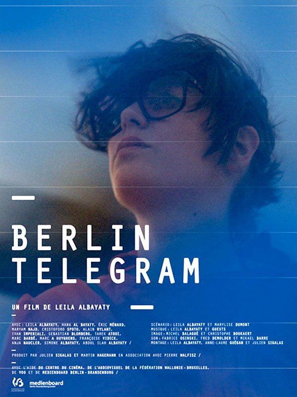 Berlin Telegram - poster